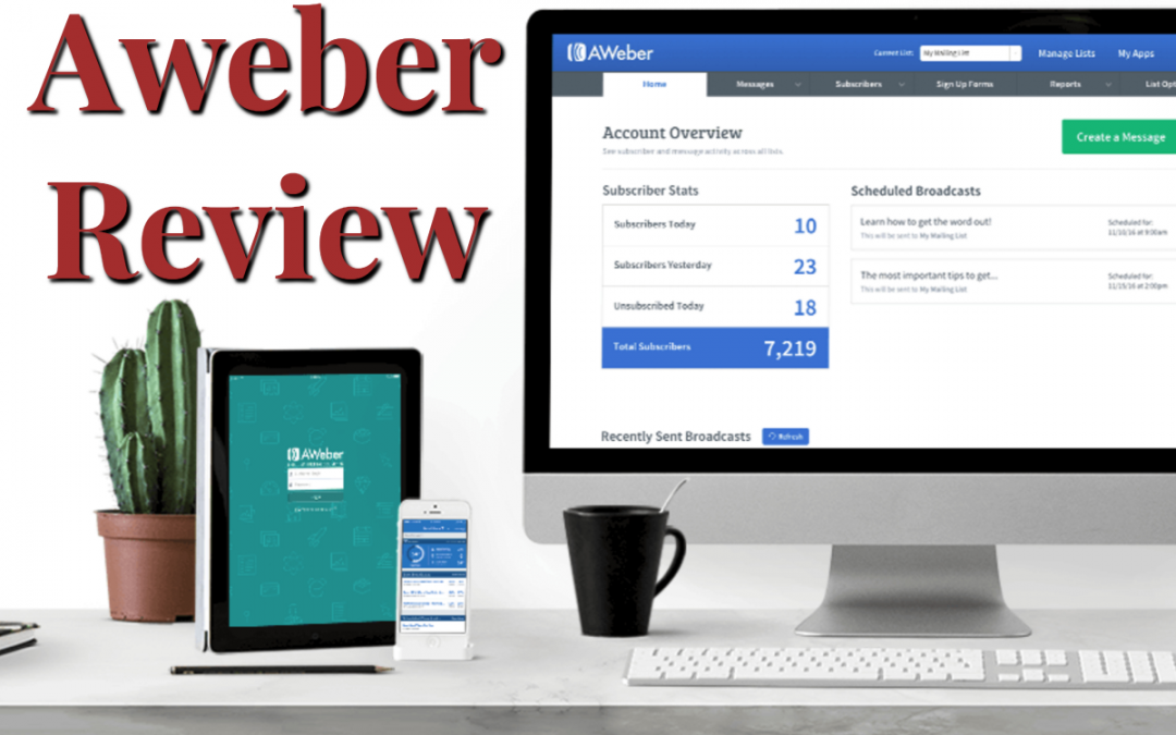 Aweber Review 2018: Is it worth it?